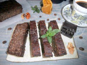 Миниатюра к статье Простой шоколадный пирог пп или брауни из овсянки: диетический десерт для тех, кто на диете
