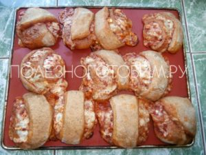 сырные булочки