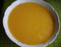 Миниатюра к статье Тыквенный крем-суп – полезная вкуснятина