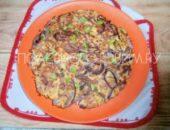 Миниатюра к статье Необычное блюдо из редьки: пп запеканка на сковороде за 10 минут. Мега полезно и вкусно!