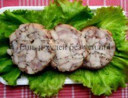 Миниатюра к статье Домашняя куриная ветчина – вкусный натуральный продукт