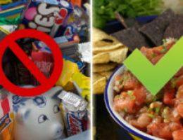 Миниатюра к статье Основы правильного питания