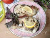 Миниатюра к статье Горбуша, запеченная в фольге в сливочном маринаде: сочная, вкусная, пряная…ммм