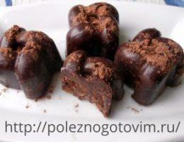 Миниатюра к статье Натуральный домашний шоколад