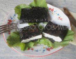 Миниатюра к статье Невероятное пп блюдо с адыгейским сыром: вкус жареной рыбы с хрустящей корочкой :)