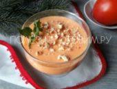 Миниатюра к статье Новогодний рецепт с хурмой: нежнейший фруктовый десерт с желатином